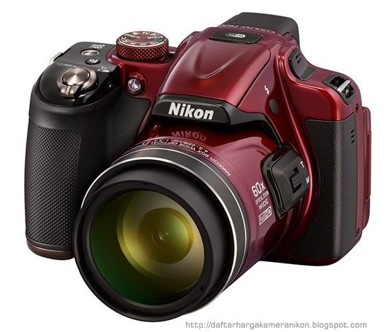 Harga dan Spesifikasi Kamera Nikon Coolpix P600