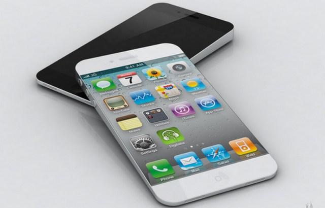 Iphone tanpa bezel concept