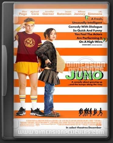 Juno (BRRip HD Inglés Subtitulada) (2007)