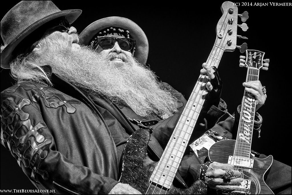 """Finding Faith In A Good Friday World: 130. ZZ Top """"Jesus Just Left ..."""