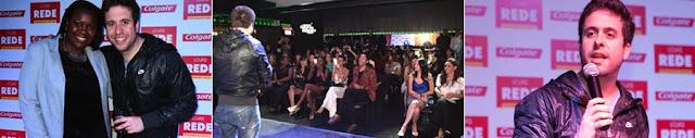 Blog No Balaio da Gata Evento Lojas Rede e Colgate