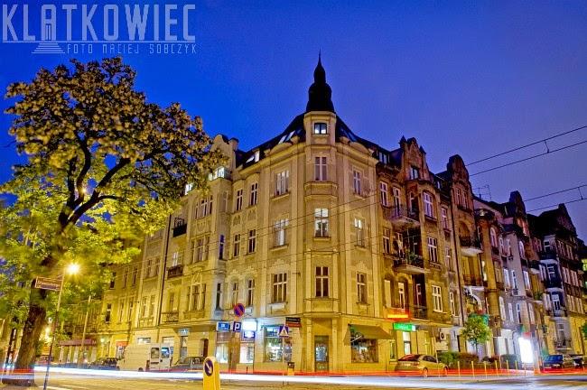 Poznań: secesyjne Jeżyce