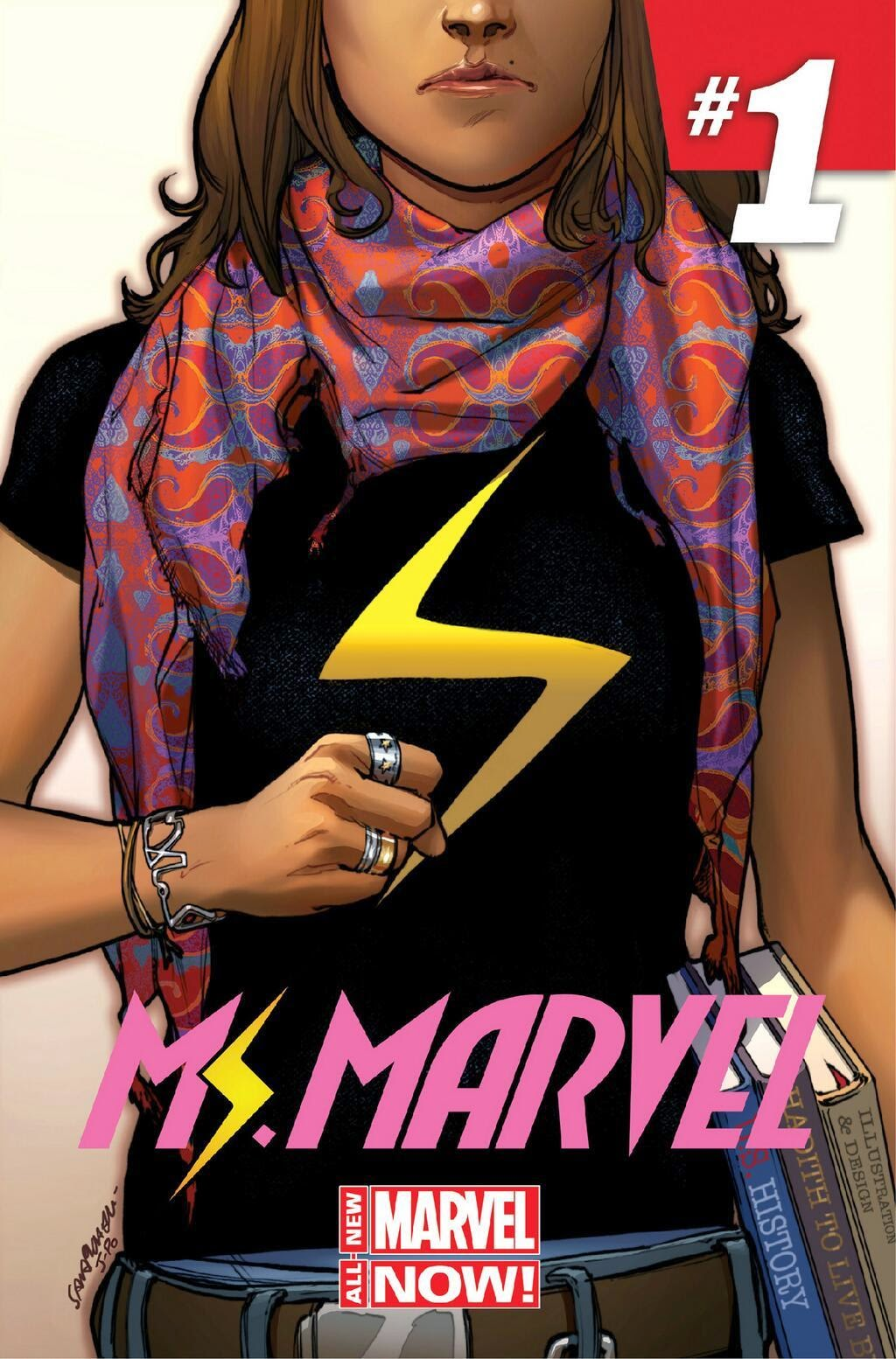 Ms. Marvel - G. Willow Wilson - Adrian Alphona