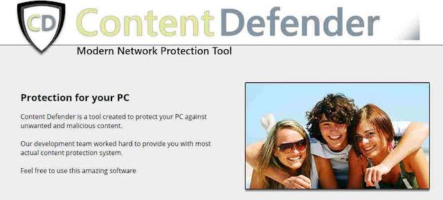 Content Defender - Virus