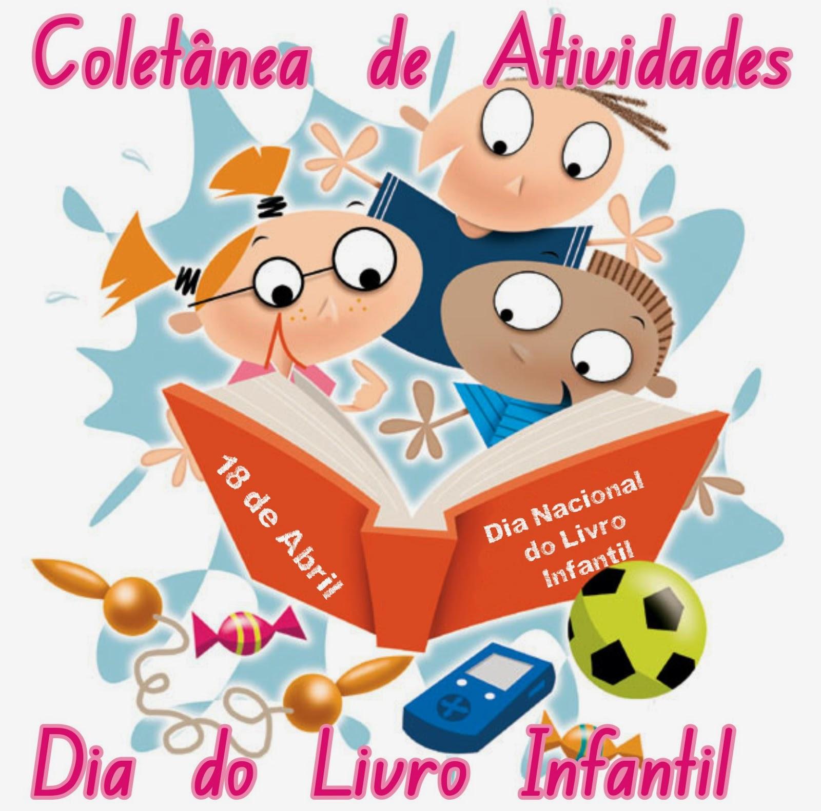 Atividades Dia do Livro Infantil com a Turma do Sítio