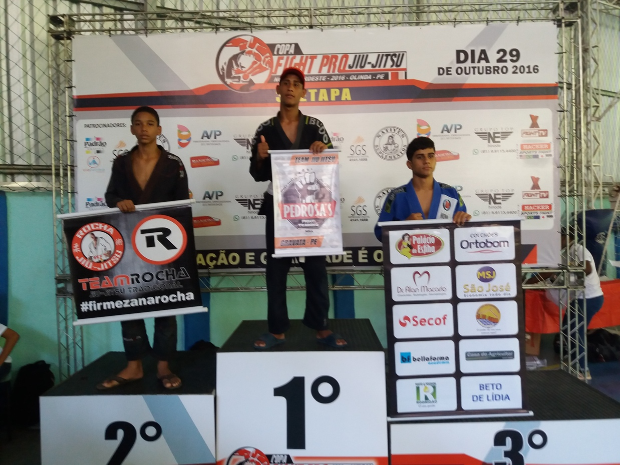 COPA FIGHT PRO NORTE/NORDESTE 2016