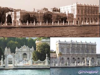 gita Bosforo Istanbul palazzo Dolmabahce