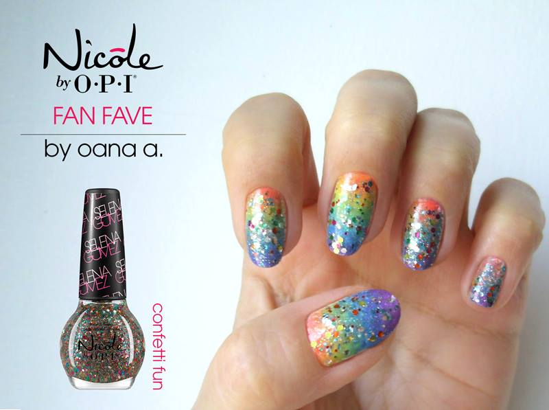 Featured by Nicole by OPI