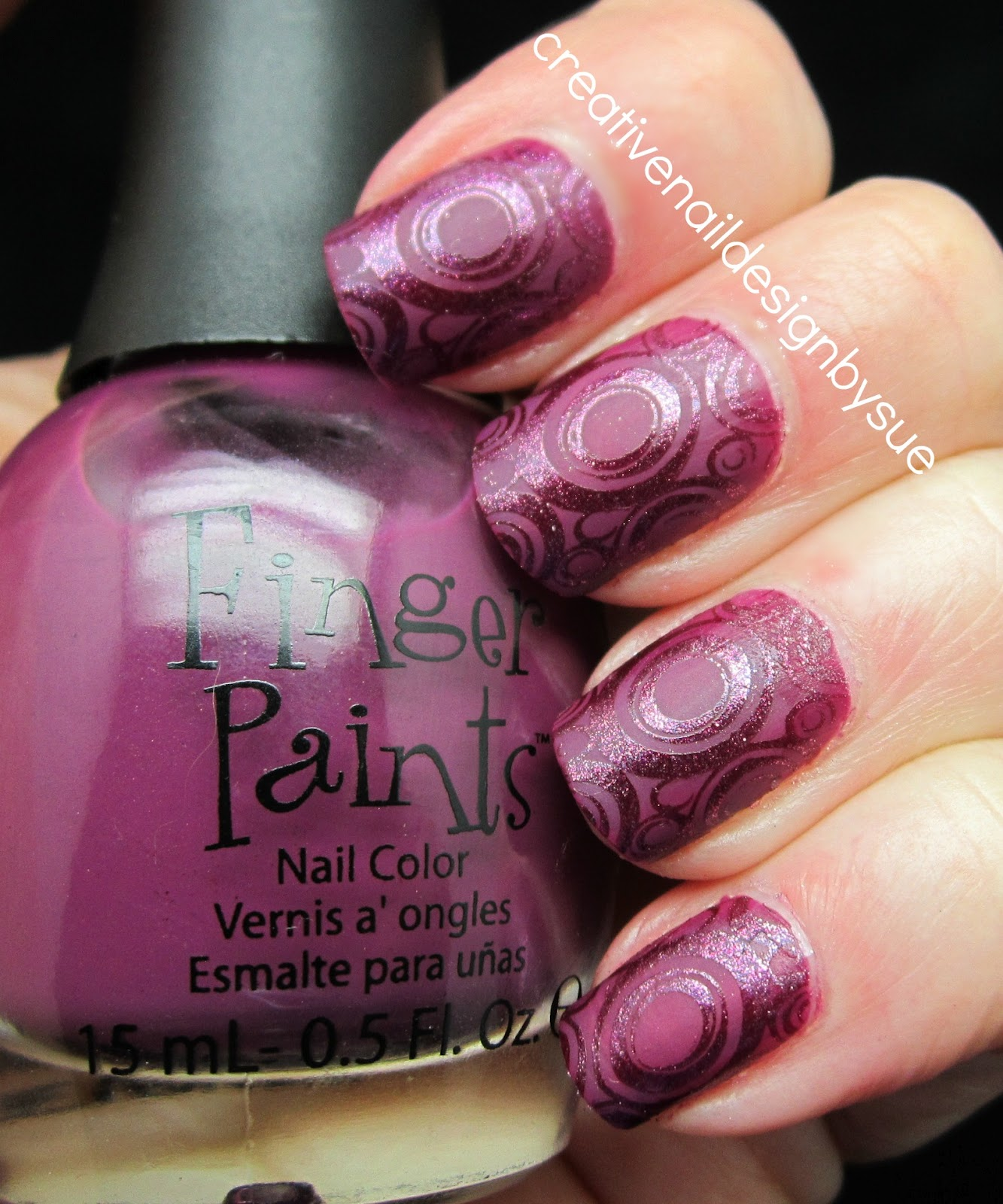 Creative Nail Design by Sue: August 2012