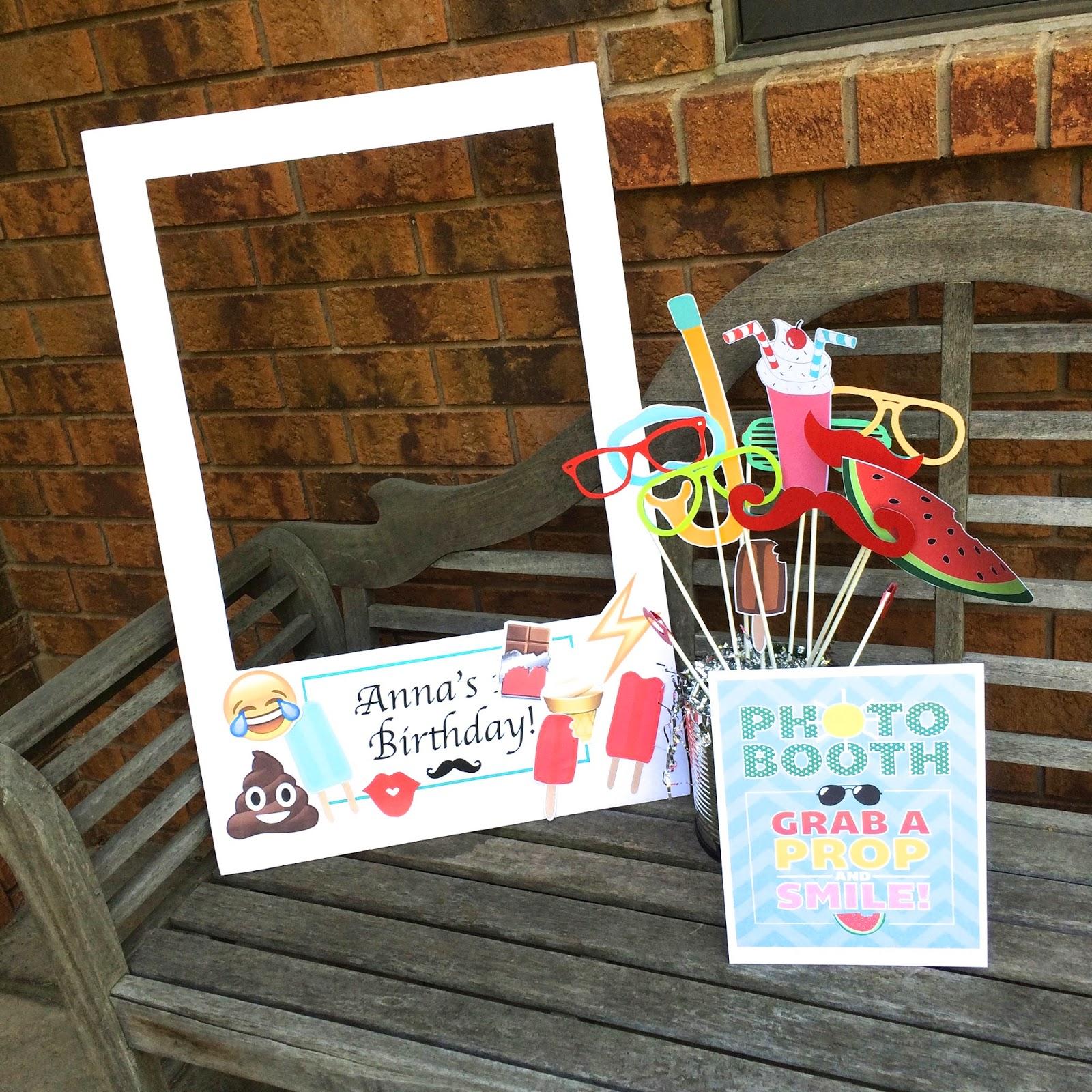 Virginia Nebel Fun Diy Photo Booth