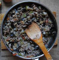 recette lasagne aubergines viande