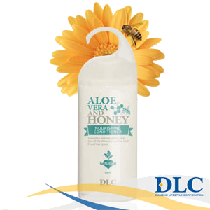 DLC Aloe Vera and Honey Nourishing Conditioner