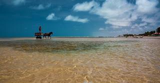 Relatório do IMA aponta praia do Pontal do Peba como uma das melhores de Alagoas
