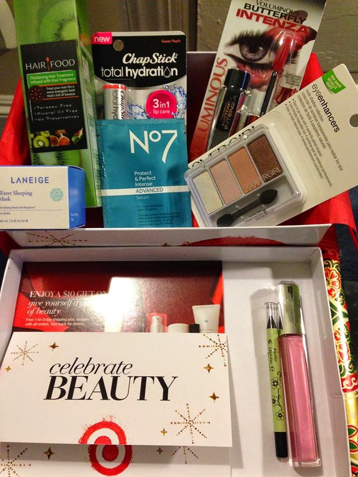 Department: Beauty | Target Beauty Box $10.00