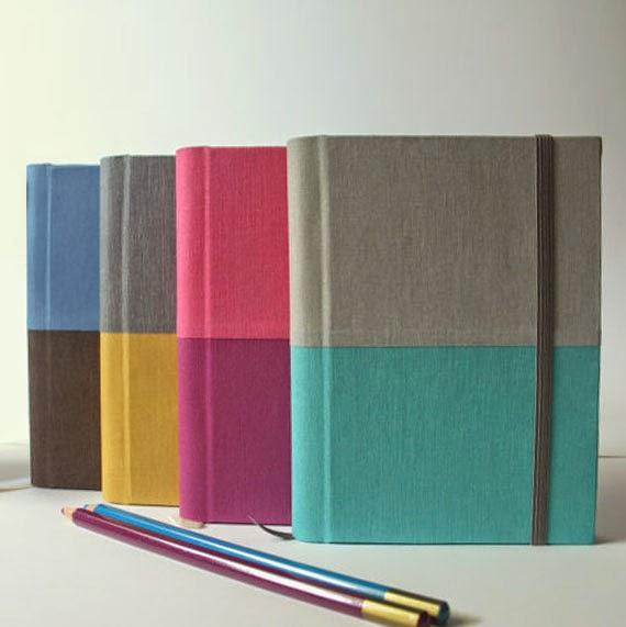 Ma Bicyclette - Buy Handmade - Calendars & Diaries - Colour Block