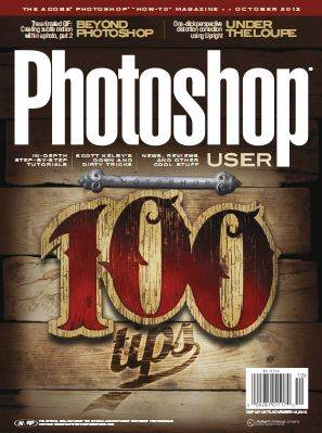 Photoshop User Magazine Issue October 2013