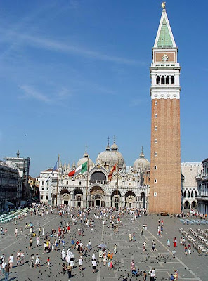 Menara Piazza San Marco
