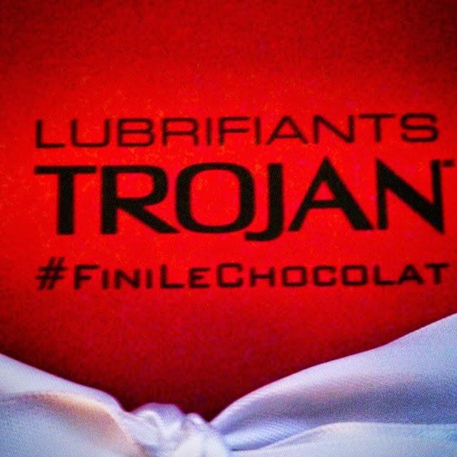 Svp, pas de chocolat! #finilechocolat