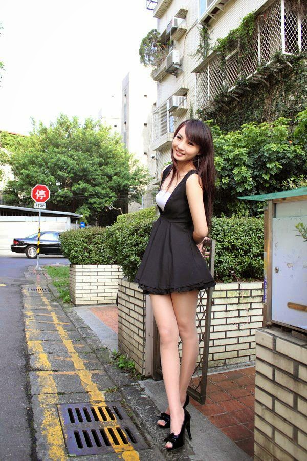 Jia-Ying Zhang 張佳瑩 175cm - Tall Woman - Height Comparison