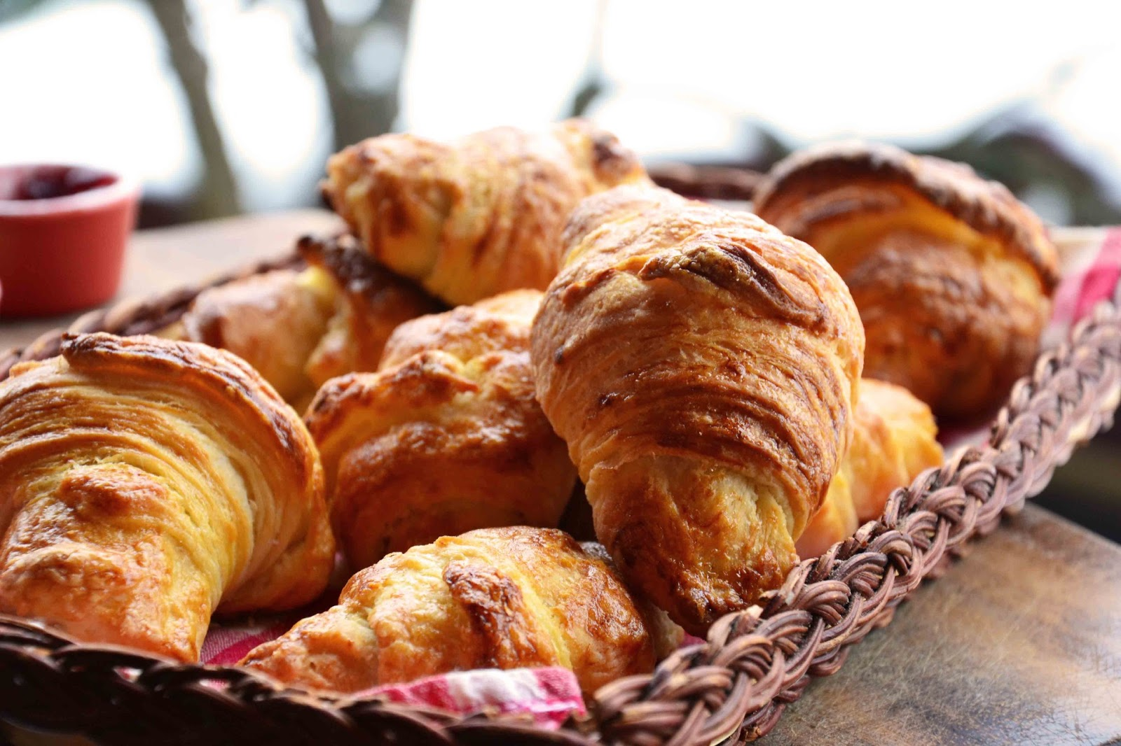 The eccentric Cook: Homemade Croissant