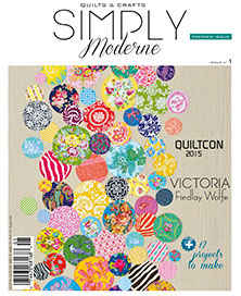 Simply Moderne Premiere Issue Summer 2015