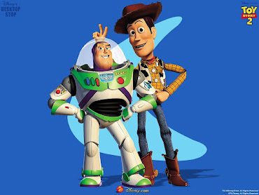 #1 Buzz Lightyear Wallpaper