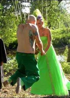 Acara Pernikahan Terunik di Dunia