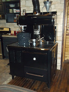 Homesteading Wife Wood Burning Cook Stove