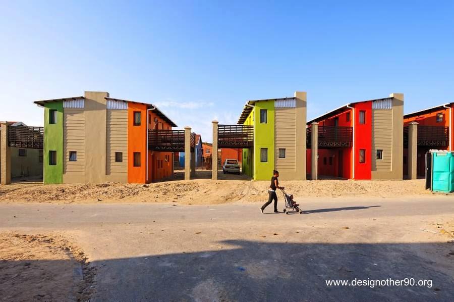Casas de bajo costo en Sudáfrica