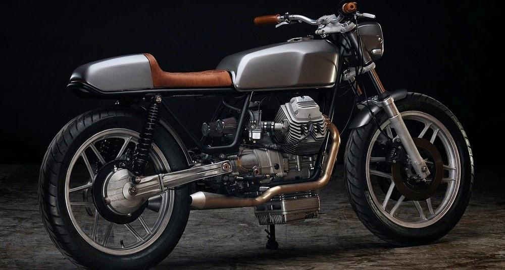 Moto Guzzi V50 Monza Cafe