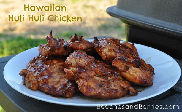 Beaches & Berries: Huli Huli Chicken