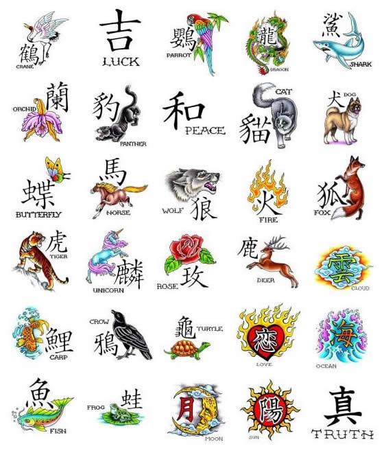 Best Tattoo Pics: Japanese Tattoo Design