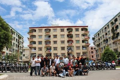FuC offline lần thứ 17 tại công viên Lê Thị Riêng ngày 19-06-2011