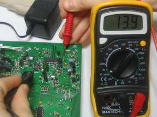 cara memeriksa rangkaian elektronika menggunakan multimeter