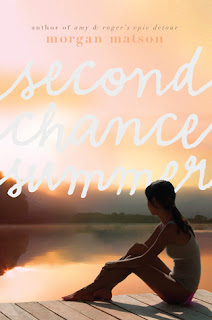 Second Chance Summer Morgan Matson book cover