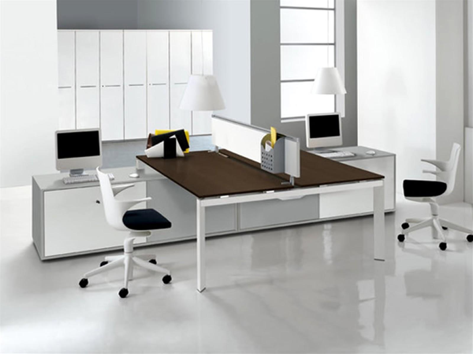 decorilumina ideas para su moderna oficina en casa