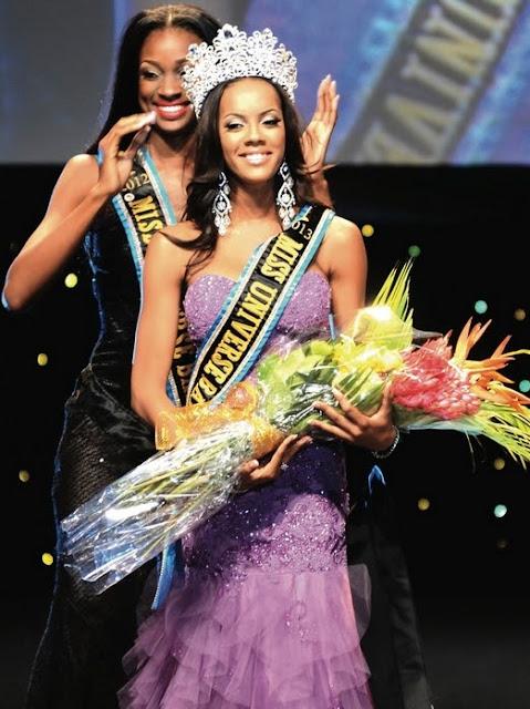 Miss Universe Bahamas 2013 winner Lexi Wilson