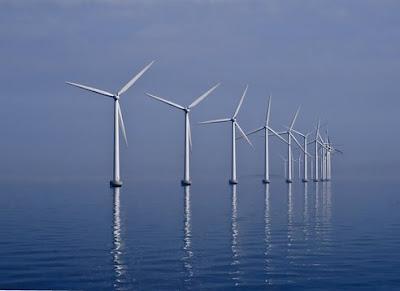 El mayor parque eólico en el mundo