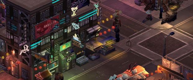 Shadowrun Returns Launch Trailer