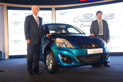 2013 Suzuki Swift Dzire Review, Specs, Photo3