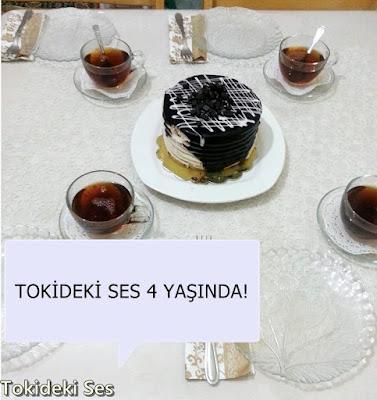 TOKİDEKİ SES 4 YAŞINDA