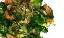 mexican seitan salad