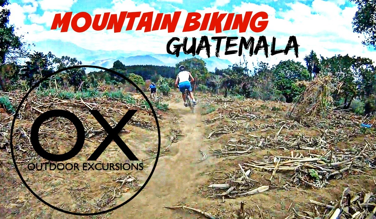Moutain Biking Guatemala - OX Expeditions