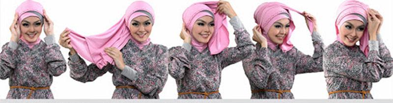Hijab Cantik: Kreasi Jilbab Bergo Untuk Acara Resmi