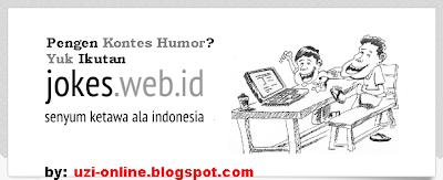 Pengen Kontes Humor? Yuk Ikutan JOKES.WEB.ID