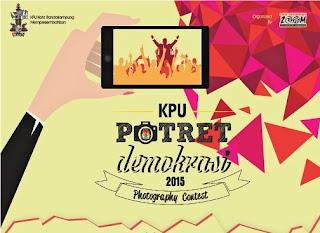 KPU Kota Bandar Lampung Menggelar Photography Contest Potret Demokrasi 2015