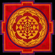 Sacred Geometry of the Cosmic Mother
