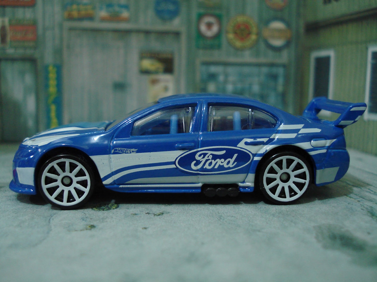 cole o hot wheels sta cruz do sul rs ford falcon race car. Black Bedroom Furniture Sets. Home Design Ideas