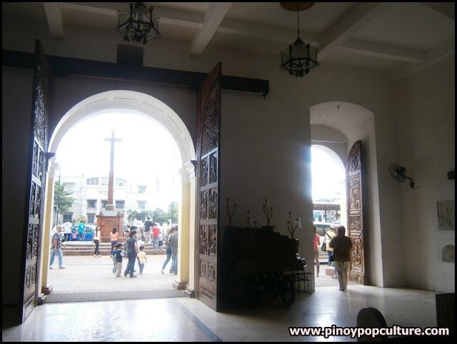 Malolos Cathedral Jubilee Door, Jubilee Door