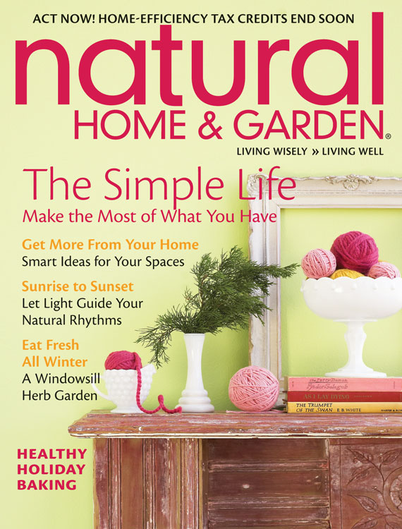 What happened to natural home magazine